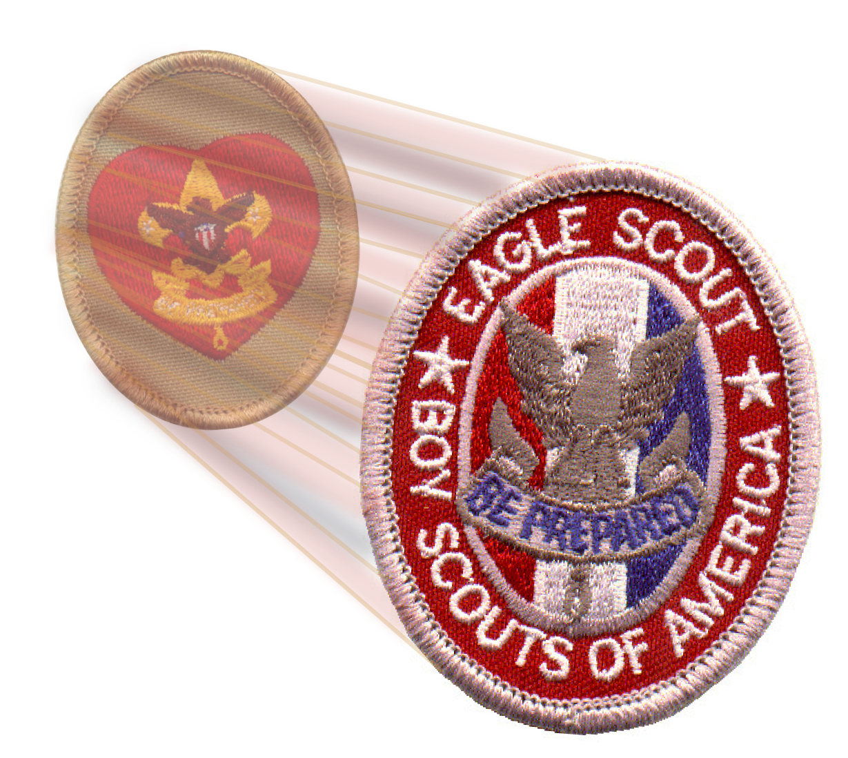 Eagle Scout Logo Life To Eagle Seminar Dan Beard Eagle Scout Association